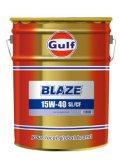 【Gulf】BLAZE ガルフブレイズ 15W-40 20L  業務用 PRO