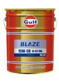 【Gulf】BLAZEガルフブレイズ 15W-50 1L/ケース/20L 業務用 PRO バイクOK