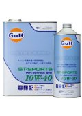 【Gulf】STREAM  ST-TURBO  10W50  1L/4L/ケース