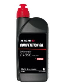 【NISMO  COMPETITION OIL MOTUL】Type2189E (75W140)