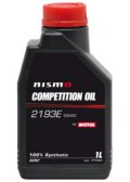 【NISMO  COMPETITION OIL MOTUL】Type2193E (5W40)
