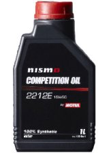 【nismo  COMPETITION OIL MOTUL】Type2212E (15W50)