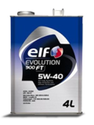 画像1: 【elf】EVOLUTION 900FT【5W-40】