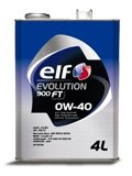 【elf】 EVOLUTION FT【0W-40】