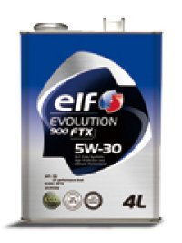 【elf】EVOLUTION 900 FTX 【5W-30】
