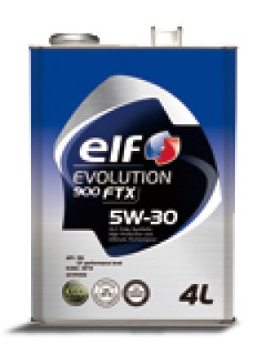 画像1: 【elf】EVOLUTION 900 FTX 【5W-30】