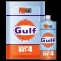 【Gulf】 PRO GUARD Brake Fluid DOT4 ブレーキフルード 1L/ケース/18L
