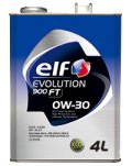 【elf】EVOLUTION 900 FT 【0W-30】